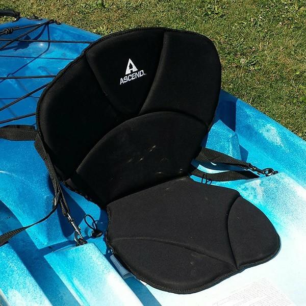 This kayak needs an Ascend d10t kayak seat upgrade