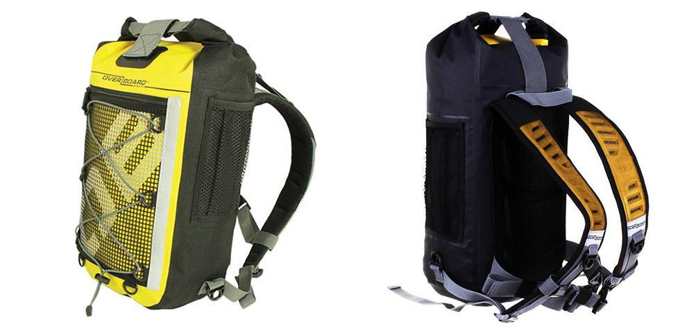 OverBoard Waterproof Backpacks, Neither Rain Nor Snow... - Gear Cloud