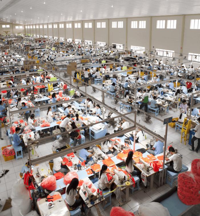 cotopaxi factory