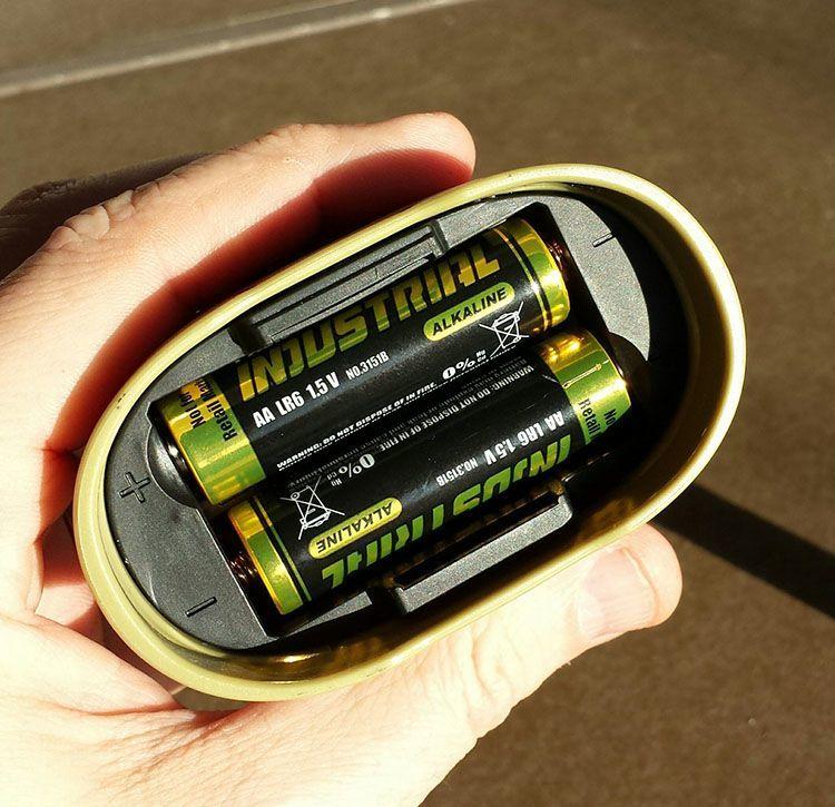 fenix cl20 battery life