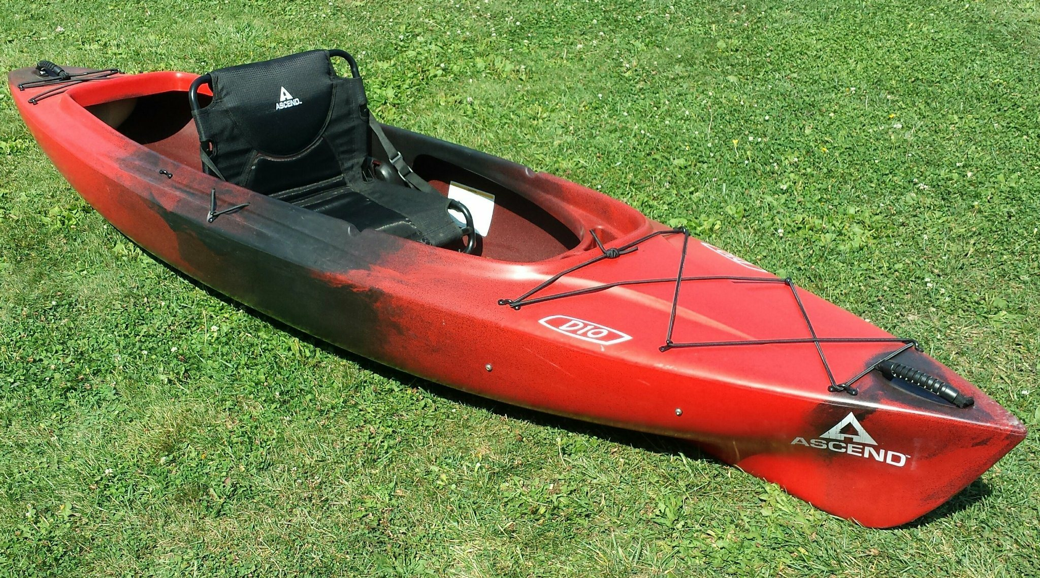 ascend d10t kayak