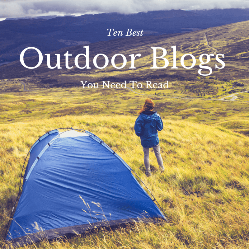 ten best outdoor blogs