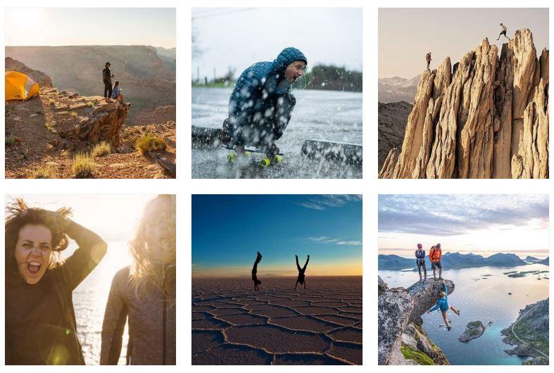 ten best outdoor blogs - the North Face Journal