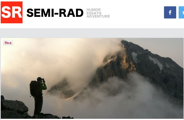 ten best outdoor blogs - semi-rad.com