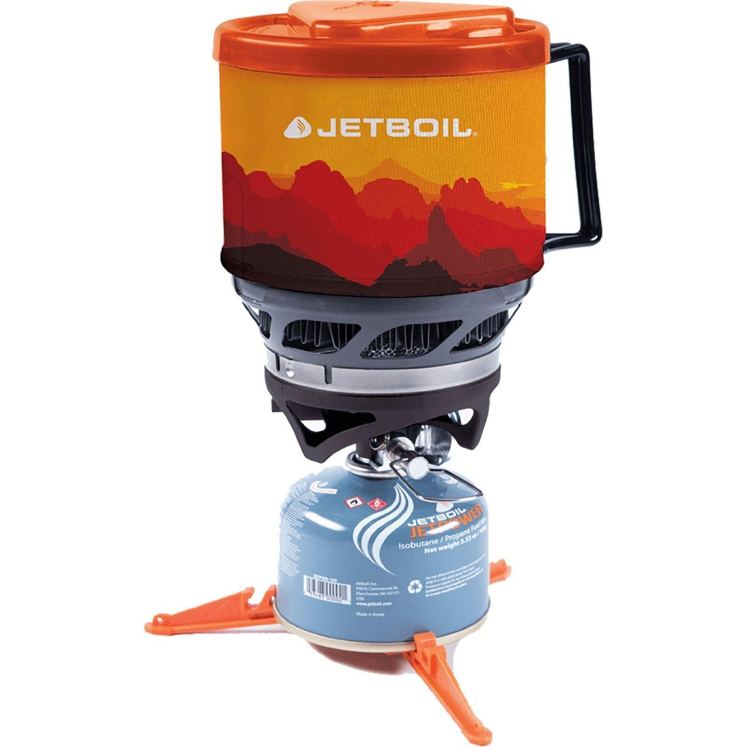best ultralight backpacking gear - jetboil minimo
