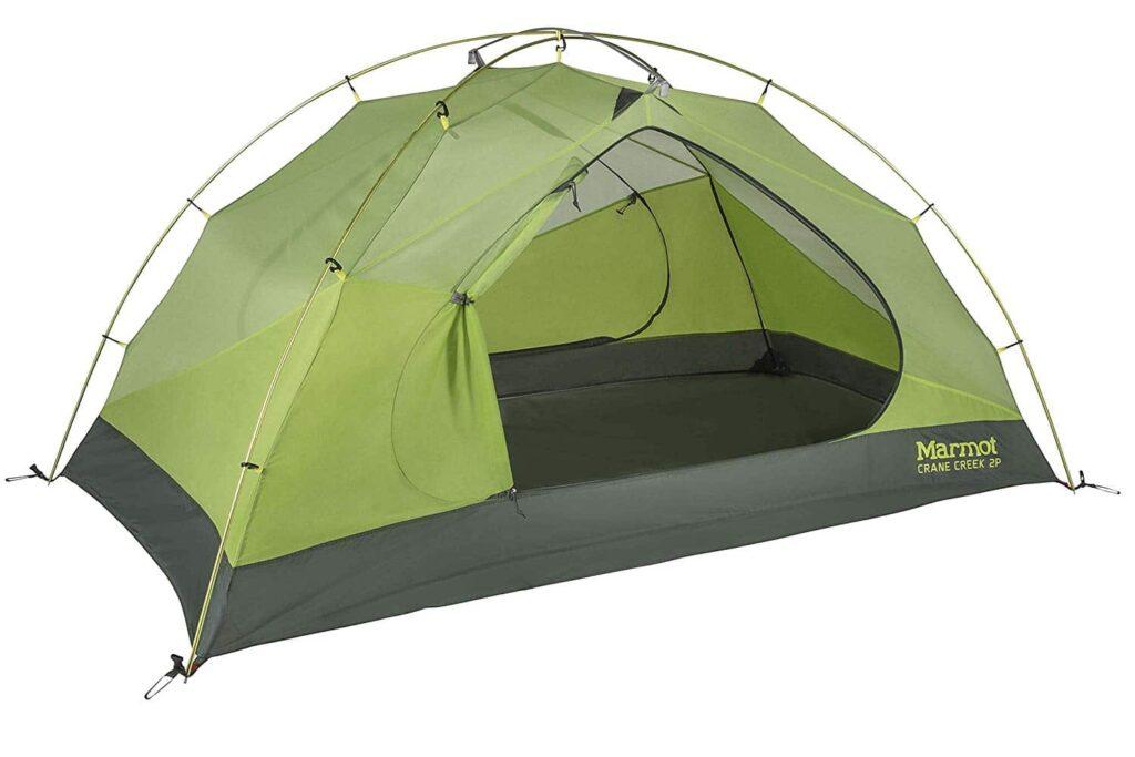 marmot crane creek 2p tent