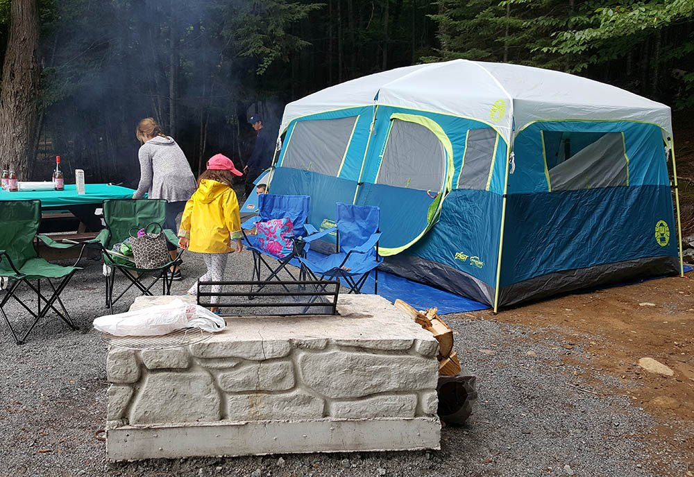 This article is my full review of the Coleman Tenaya Lake Tent u0027Fast Pitchu0027 8-Personwhich we bought for our summer family excursions. : coleman tent instant 8 person - memphite.com