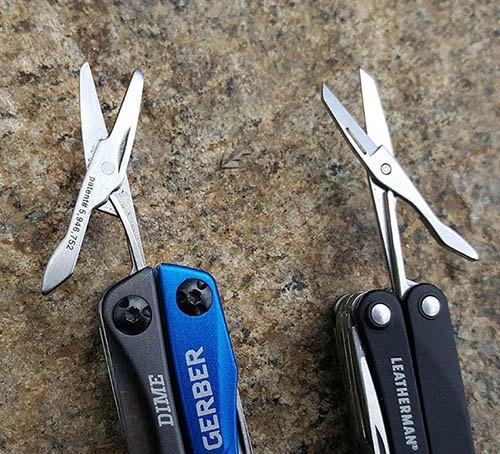 best mini multi tool scissors