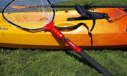 5 Kayak Fishing Nets Reviews – The Best of the Best.