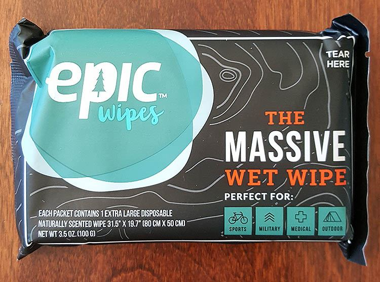 epic wipes in the cairn box