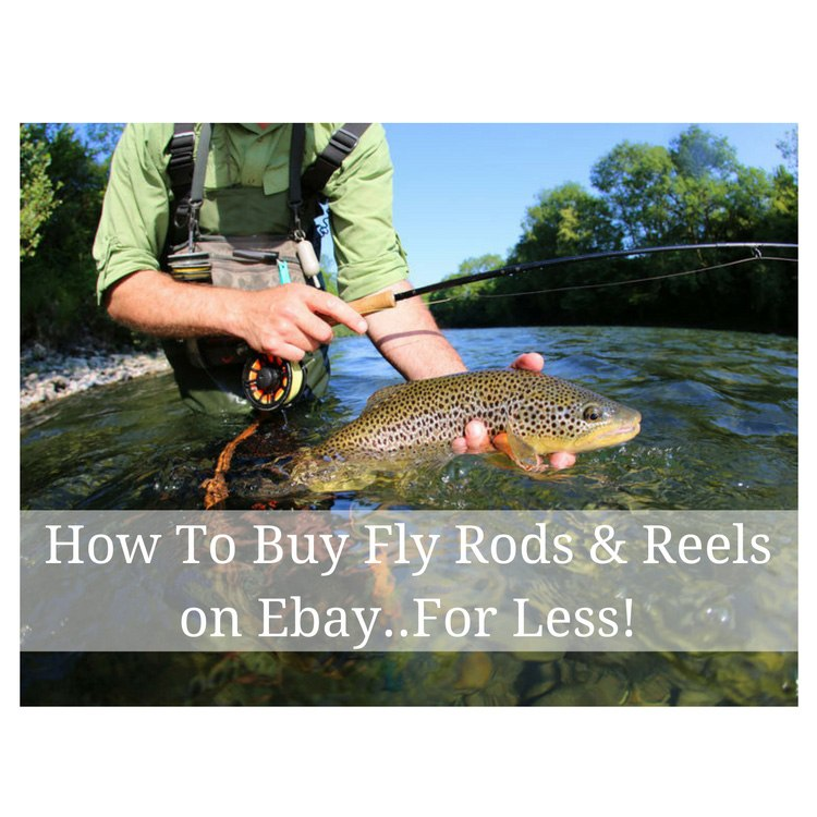 How To Buy Fly Rods and Reels on Ebay For Less