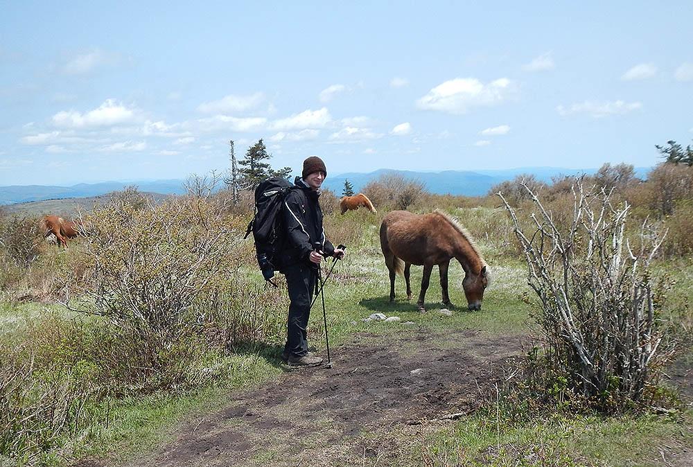 appalachian trail interview