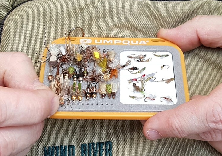 The Best Fly Patch for Fly Fisherman