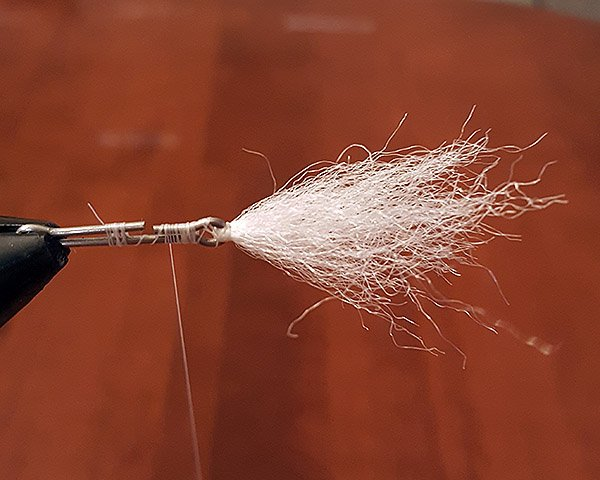 tying articulated streamer tails 4