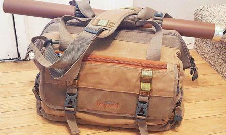 Fishpond Bighorn Kit Bag. The AWOL Bag for Fly Fishermen.