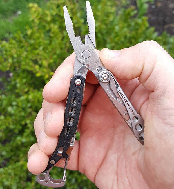 Leatherman Style PS, The Travelers Multi Tool.