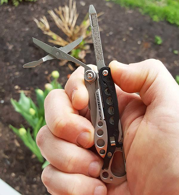 grip tools of the leatherman style ps