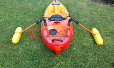 Build These DIY Kayak Outriggers for Under $60
