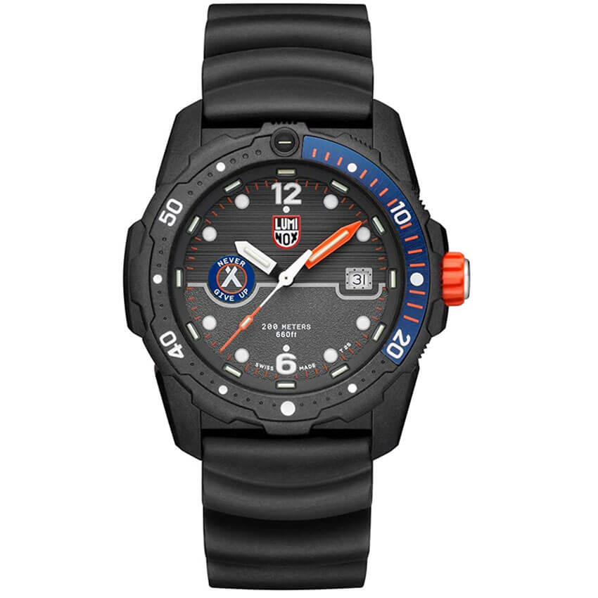 Bear Grylls Luminox 3723 Sea Series Watch