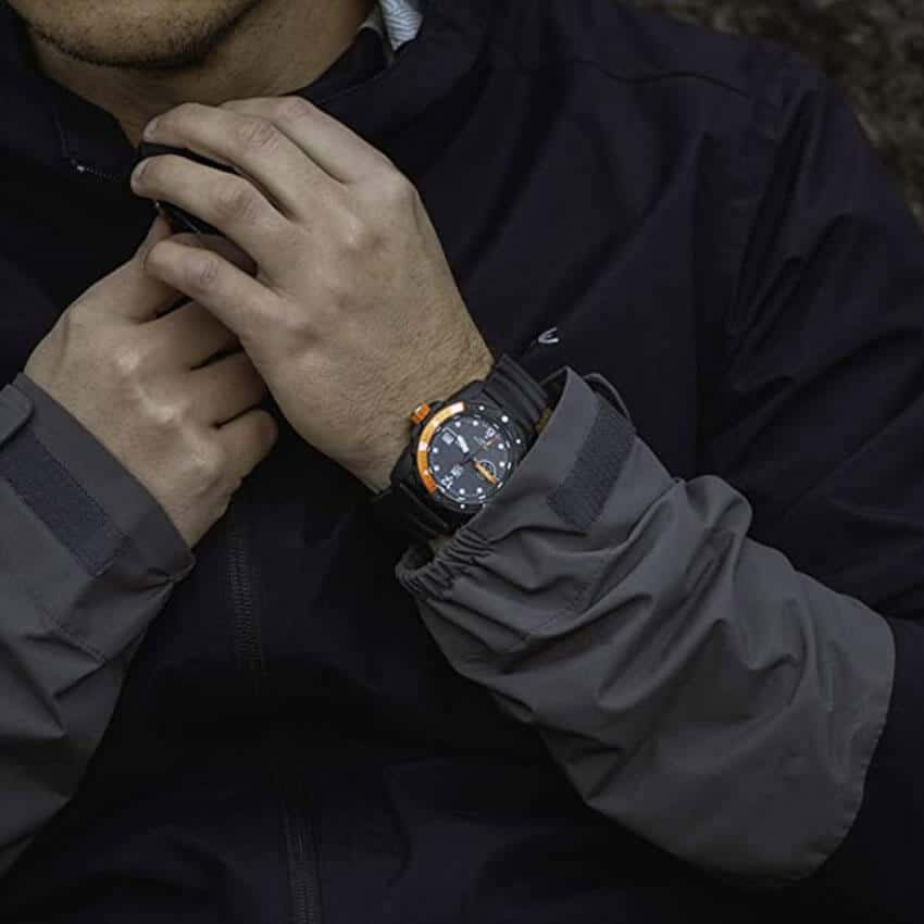Bear Grylls Luminox 3729 Sea Series Watch