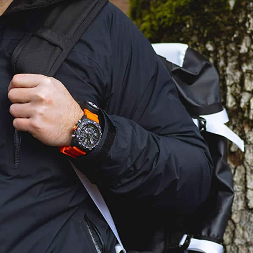 Bear Grylls Luminox 3749 Master Series Watch