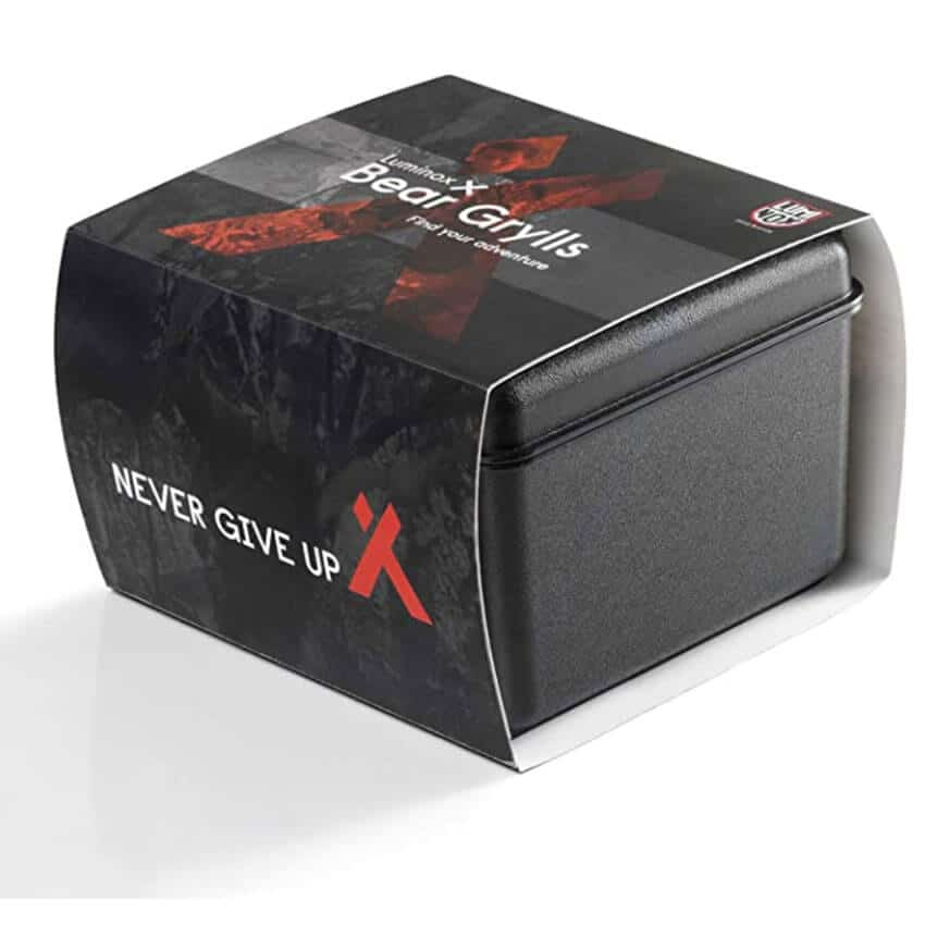 Bear Grylls Luminox 3749 Master Series Watch case
