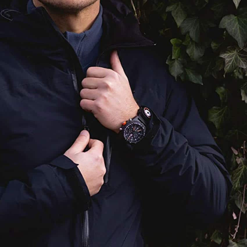 Bear Grylls Luminox 3782 Land Series Watch