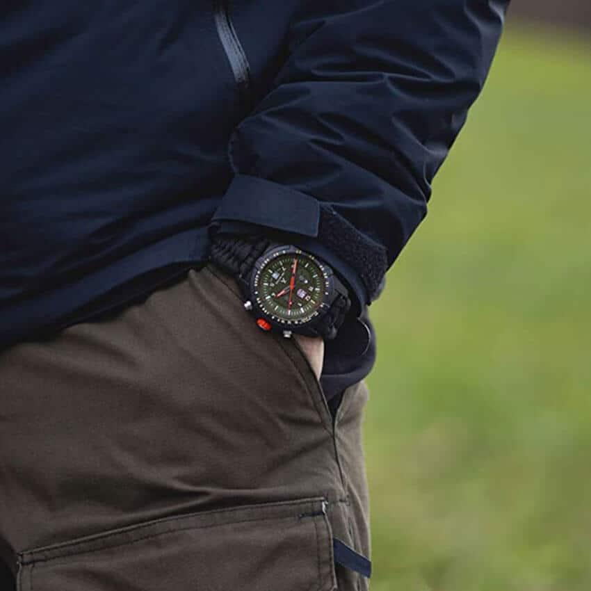 Bear Grylls Luminox 3798 Land Series Watch