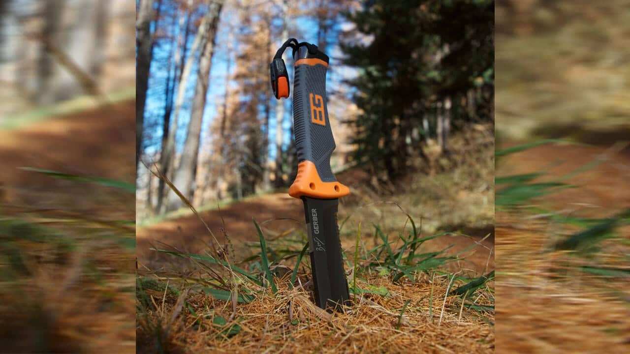 The Bear Grylls Gerber Knife Reviews